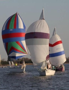 Ray Hubbard Sail Boat Pictures